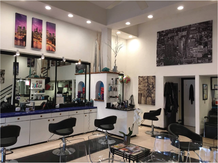Vibrant Salon Spa